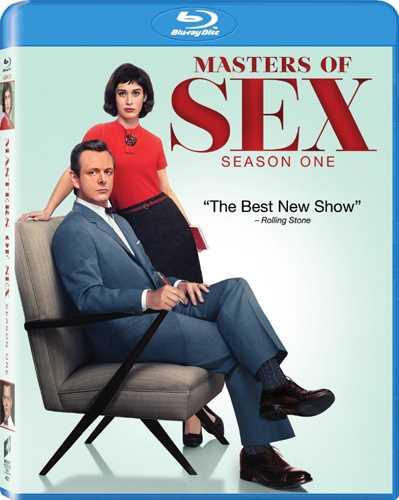 新品北米版Blu-ray!【マスターズ・オブ・セックス シーズン1】 Masters Of Sex: Season 1 [Blu-ray]!