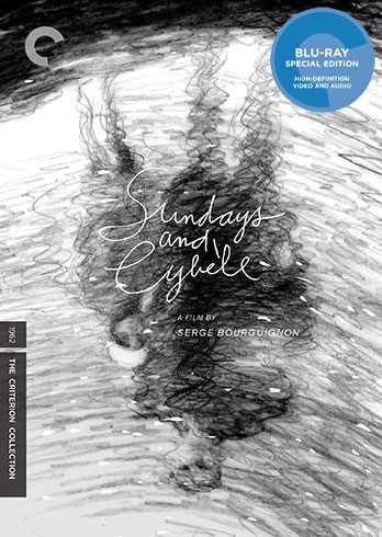 新品北米版Blu-ray!【シベールの日曜日】Sundays And Cybele: Criterion Collection [Blu-ray]!