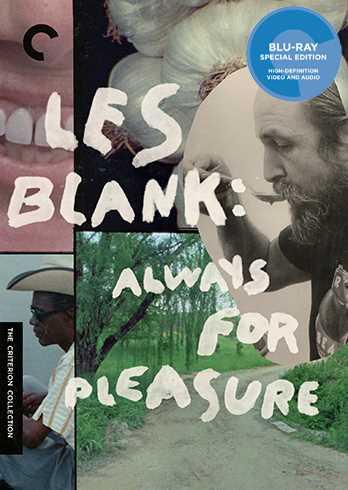 新品北米版Blu-ray!Les Blank: Always For Pleasure: Criterion Collection [Blu-ray]!<レス・ブランク監督 音楽ドキュメンタリー作品集>