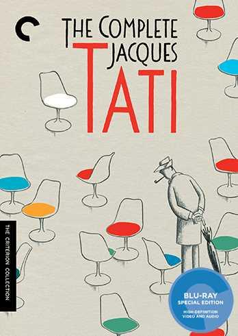新品北米版Blu-ray!【コンプリート・ジャック・タチ】 The Complete Jacques Tati: Criterion Collection [Blu-ray]!<『新のんき大将 』『ぼくの伯父さんの休暇』『ぼくの伯父さん』『プレイタイム』『トラフィック』『パラード>
