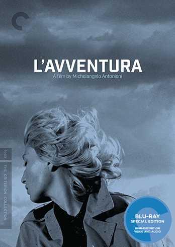 新品北米版Blu-ray!【情事】L'avventura: Criterion Collection [Blu-ray]!<ミケランジェロ・アントニオーニ>