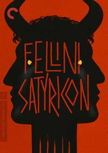 新品北米版DVD!【サテリコン】Fellini Satyricon!<フェデリコ・フェリーニ監督作>
