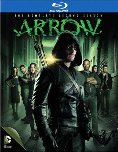 新品北米版Blu-ray!【ARROW/アロー:シーズン2】 Arrow: The Complete Second Season [Blu-ray]!<日本語吹替え音声/日本語字幕付き>