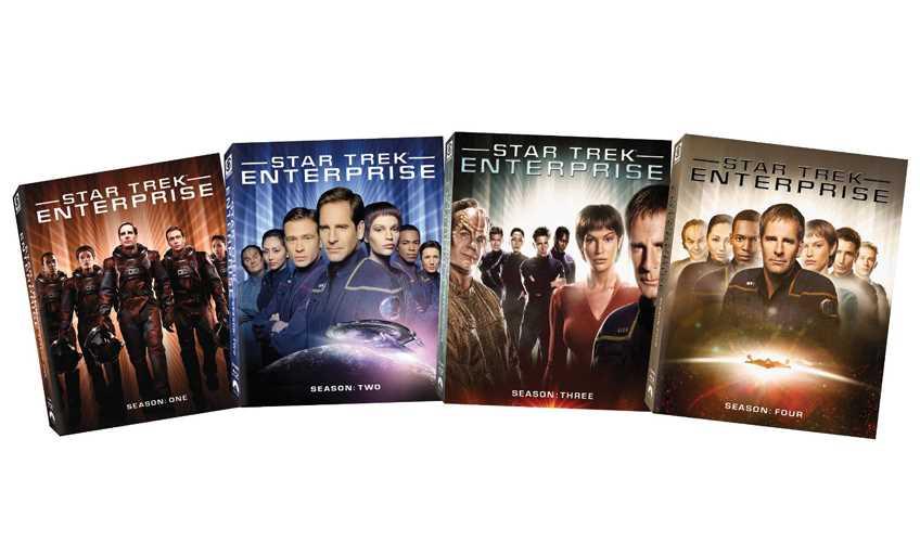 新品北米版Blu-ray!【スター・トレック:エンタープライズ:シーズン 1-4 コンプリート】 Star Trek: Enterprise - The Complete Series [Blu-ray]!<日本語吹替え音声/日本語字幕付き>