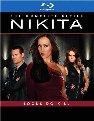 新品北米版Blu-ray!【NIKITA/ニキータ:コンプリート・シリーズ(シーズン1~4)】 Nikita: The Complete Series [Blu-ray]!<オリジナル日本語吹替え音声/日本語字幕付き>