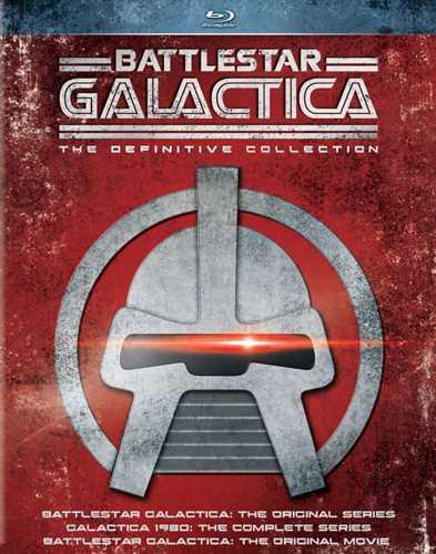 新品北米版Blu-ray!Battlestar Galactica: The Definitive Collection [Blu-ray]!<『宇宙空母ギャラクティカ』『宇宙空母ギャラクティカ:オリジナルTVシリーズ』『新宇宙空母ギャラクティカ:コンプリート・シリーズ』>