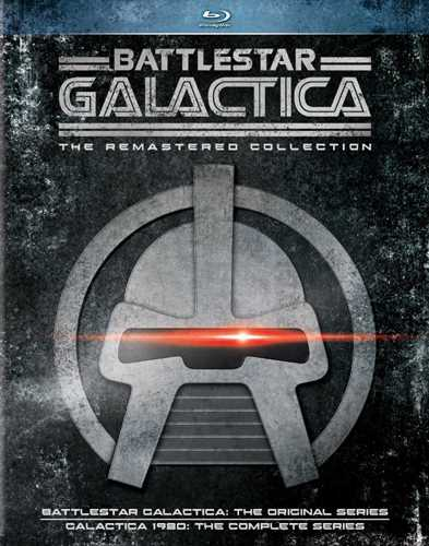 新品北米版Blu-ray!Battlestar Galactica: The Remastered Collection [Blu-ray]!<『宇宙空母ギャラクティカ』『新宇宙空母ギャラクティカ』>