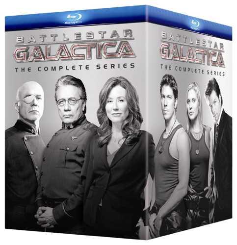 新品北米版Blu-ray!【バトルスター ギャラクティカ:コンプリート・シリーズ】 Battlestar Galactica: The Complete Series!