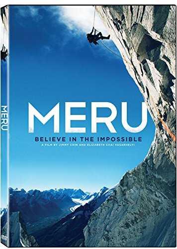 新品北米版DVD!【メルー】 Meru!<コンラッド・アンカー, ジミー・チン, レナン・オズターク>