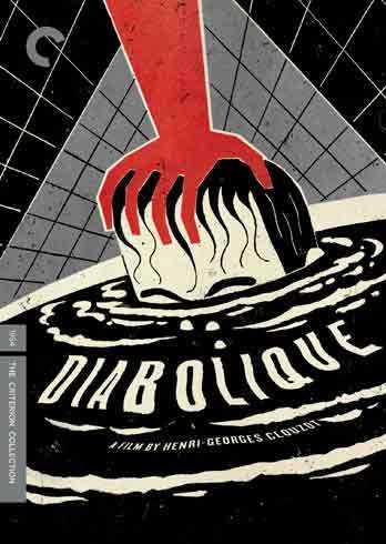 新品北米版DVD!【悪魔のような女】Diabolique (Criterion Collection)!