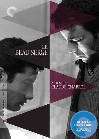 新品北米版Blu-ray!【美しきセルジュ】Le Beau Serge (Criterion Collection) [Blu-ray]