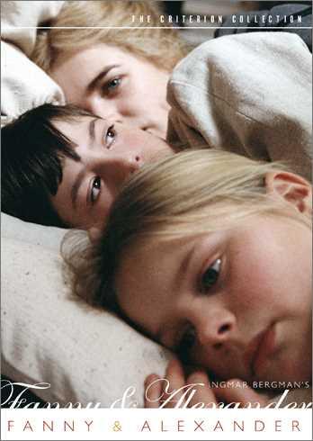 新品北米版DVD!【ファニーとアレクサンデル】Fanny and Alexander (Criterion Collection)