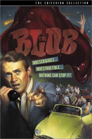 新入荷続々 価格 感謝価格 新品北米版DVD マックィーンの絶対の危機 ピンチ Criterion Blob Collection The