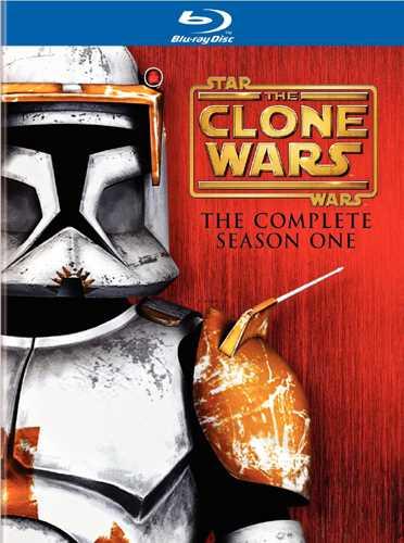 Wars Clone The Complete - Season 新品北米版Blu-ray!【スター・ウォーズ/クローン・ウォーズ:シーズン1】 One Wars: [Blu-ray]! Star The