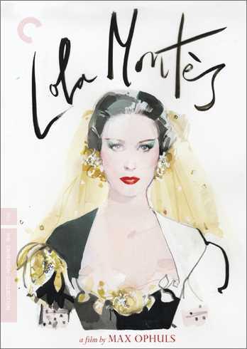 新品北米版DVD!【歴史は女で作られる】 Lola Montes: Criterion Collection!