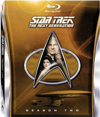 新品北米版Blu-ray!【新スター・トレック シーズン2】 Star Trek: The Next Generation - Season Two [Blu-ray]!