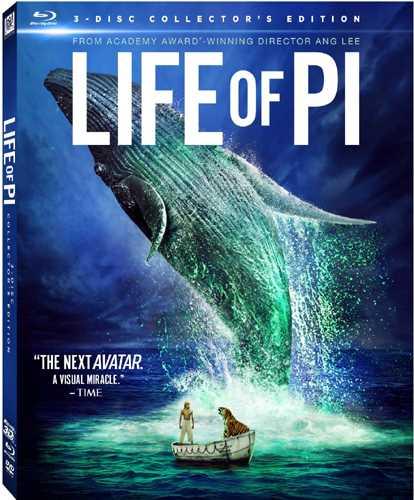 新入荷続々 新品北米版3D 新作多数 Blu-ray ライフ オブ パイ トラと漂流した227日 Life 3D 訳あり品送料無料 Pi Combo DVD of