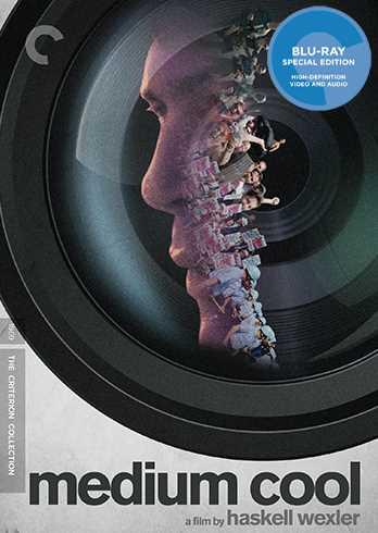 新品北米版Blu-ray!【アメリカを斬る】 Medium Cool (Criterion Collection) [Blu-ray]!