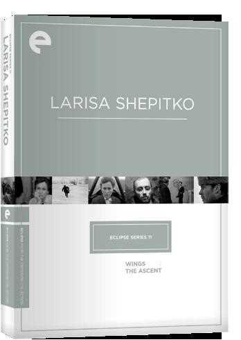 新品北米版DVD!【ラリーサ・シェピチコ 2作品セット】(『処刑の丘』『Wings』) Eclipse Series 11: Larisa Shepitko