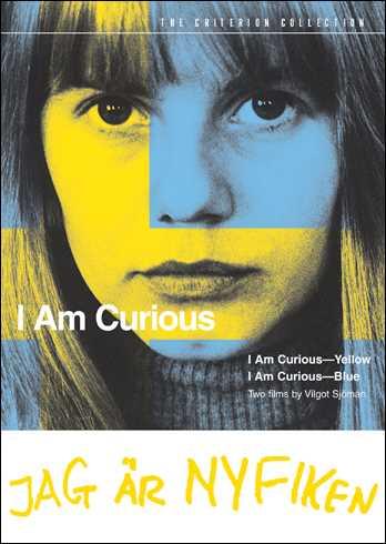 新品北米版DVD!【『私は好奇心の強い女―イエロー篇』『私は好奇心の強い女―ブルー篇』】 I Am Curious: Blue/ I Am Curious: Yellow (The Criterion Collection)!