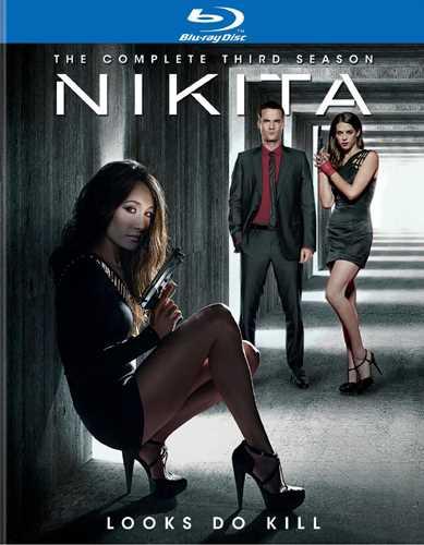 新品北米版Blu-ray!【NIKITA / ニキータ 〈サード・シーズン〉】全22話!Nikita: The Complete Third Season [Blu-ray]