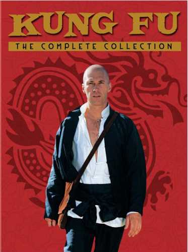 新品北米版DVD!【燃えよ!カンフー】 Kung Fu: The Complete Series Collection!