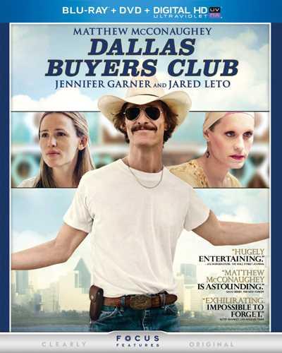 新品北米版Blu-ray!【ダラス・バイヤーズクラブ】 Dallas Buyers Club [Blu-ray/DVD]!
