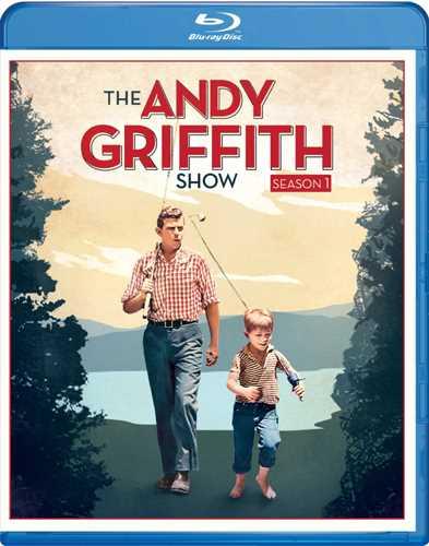 新品北米版Blu-ray!【メイベリー110番 シーズン1】 Andy Griffith Show: Complete First Season [Blu-ray]!