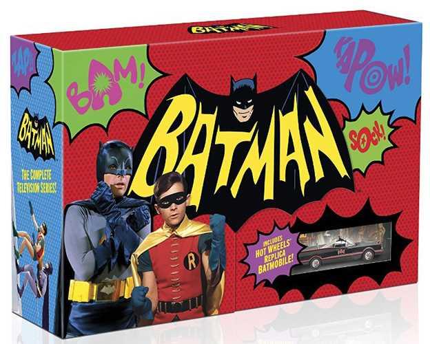 新品北米版Blu-ray!【バットマン:コンプリート・TVシリーズ 全120話】 Batman The Complete TV Series Limited Edition [Blu-ray]!<日本語音声,日本語字幕収録>