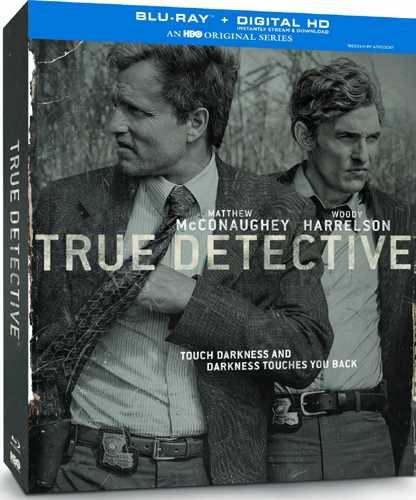 新品北米版Blu-ray!【TRUE DETECTIVE/二人の刑事】 True Detective: The Complete First Season [Blu-ray]!
