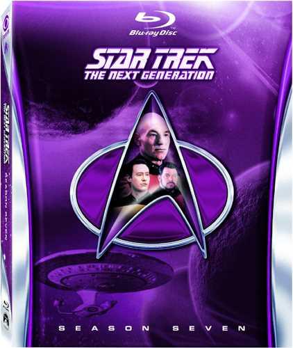 新品北米版Blu-ray!【新スター・トレック シーズン7】 Star Trek: The Next Generation - Season Seven [Blu-ray]!