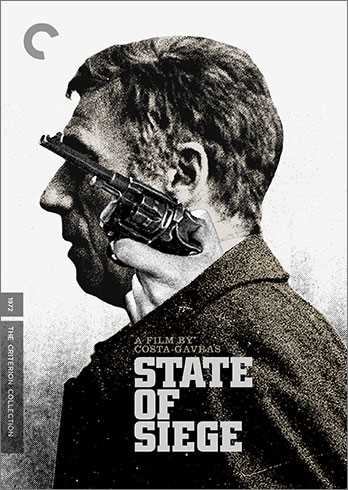 新品北米版DVD!【戒厳令】State of Siege: Criterion Collection!<コスタ=ガヴラス監督作品>