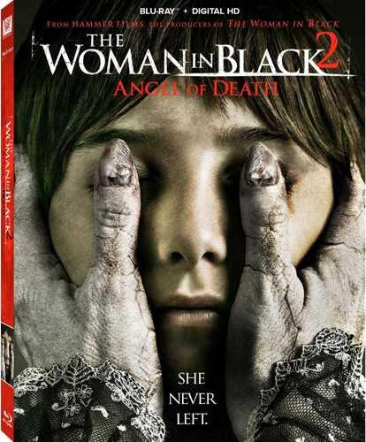 新品北米版Blu-ray!Woman in Black 2: Angel of Death [Blu-ray]!<『ウーマン・イン・ブラック 亡霊の館』の続編>
