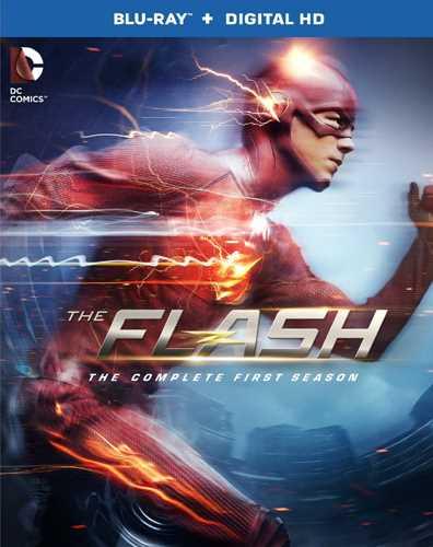 新品北米版Blu-ray!【ザ・フラッシュ:シーズン1】 The Flash: Season 1 [Blu-ray]!