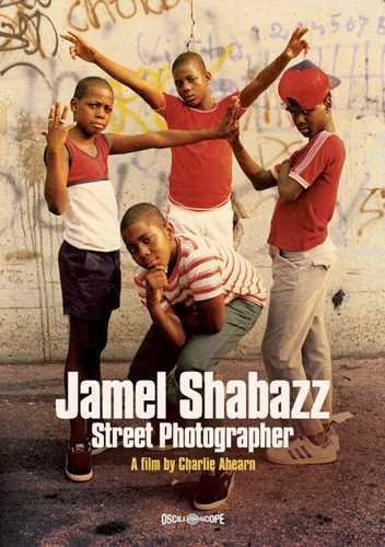 新品北米版DVD!Jamel Shabazz Street Photographer!<Wild Style(ワイルド・スタイル)チャーリー・エーハン監督作品>