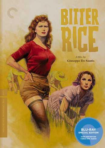 新品北米版Blu-ray!【にがい米】 Bitter Riced (The Criterion Collection) [Blu-ray]!