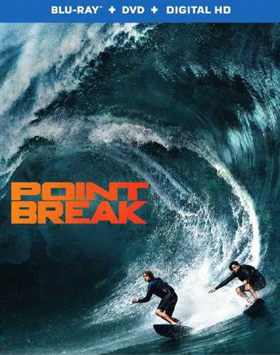 新品北米版Blu-ray!【X-ミッション】 Point Break [Blu-ray/DVD]!<日本語字幕付き>