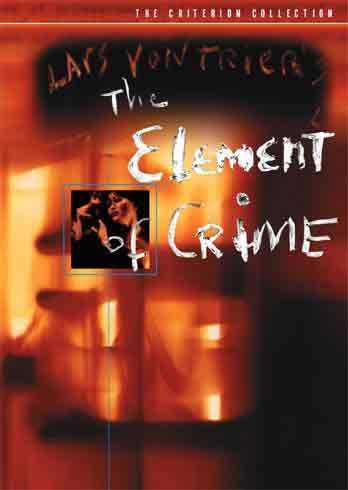 新品北米版DVD!【エレメント・オブ・クライム】The Element of Crime (Criterion Collection)