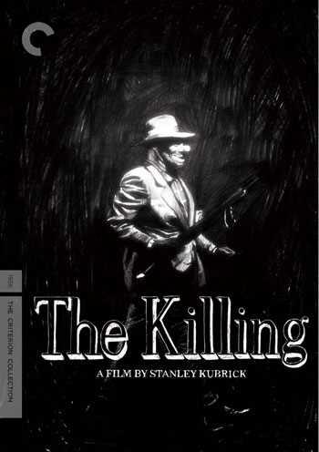 新品北米版DVD!【現金に体を張れ】The Killing (Criterion Collection)