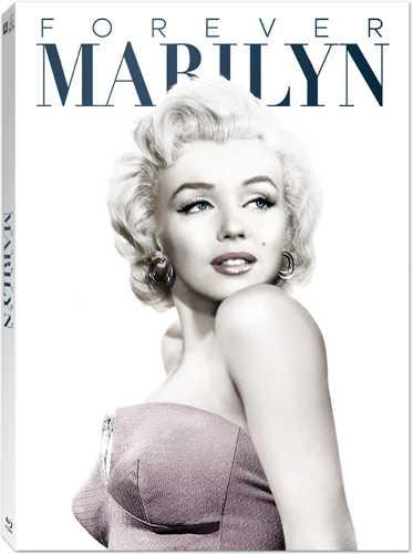 新品北米版Blu-ray!Forever Marilyn Collection [Blu-ray](『紳士は金髪がお好き』『百万長者と結婚する方法』『帰らざる河』『ショウほど素敵な商売はない』『七年目の浮気』『お熱いのがお好き』『荒馬と女』 )