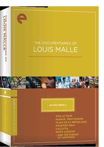 新品北米版DVD!【ルイ・マル ドキュメンタリー7作品セット】(『ツール・ド・フランス万歳』『人間的な、あまりに人間的な』『レピュブリック広場』『インド幻想』『カルカッタ』『神の国』『そして幸福を追い求めて』)