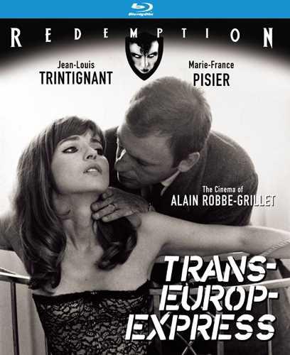 新品北米版Blu-ray!【ヨーロッパ横断特急】 Trans-Europ-Express [Blu-ray]!
