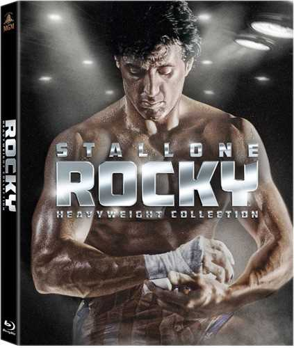 新品北米版Blu-ray!Rocky: Heavyweight Heavyweight Collection Collection [Blu-ray](『ロッキー』『ロッキー2』『ロッキー3』『ロッキー4』『ロッキー5』『ロッキー・ザ・ファイナル』), 雄勝町:0ab425ce --- ww.thecollagist.com