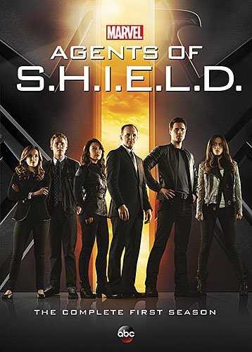 新品北米版DVD!【エージェンツ・オブ・シールド コンプリート1stシーズン】Marvel's Agents of S.H.I.E.L.D.: Complete First Season