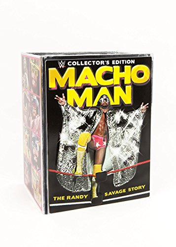 [WWE DVD] MACHO MAN: THE RANDY SAVAGE STORY (6PC) / (WS BOX)