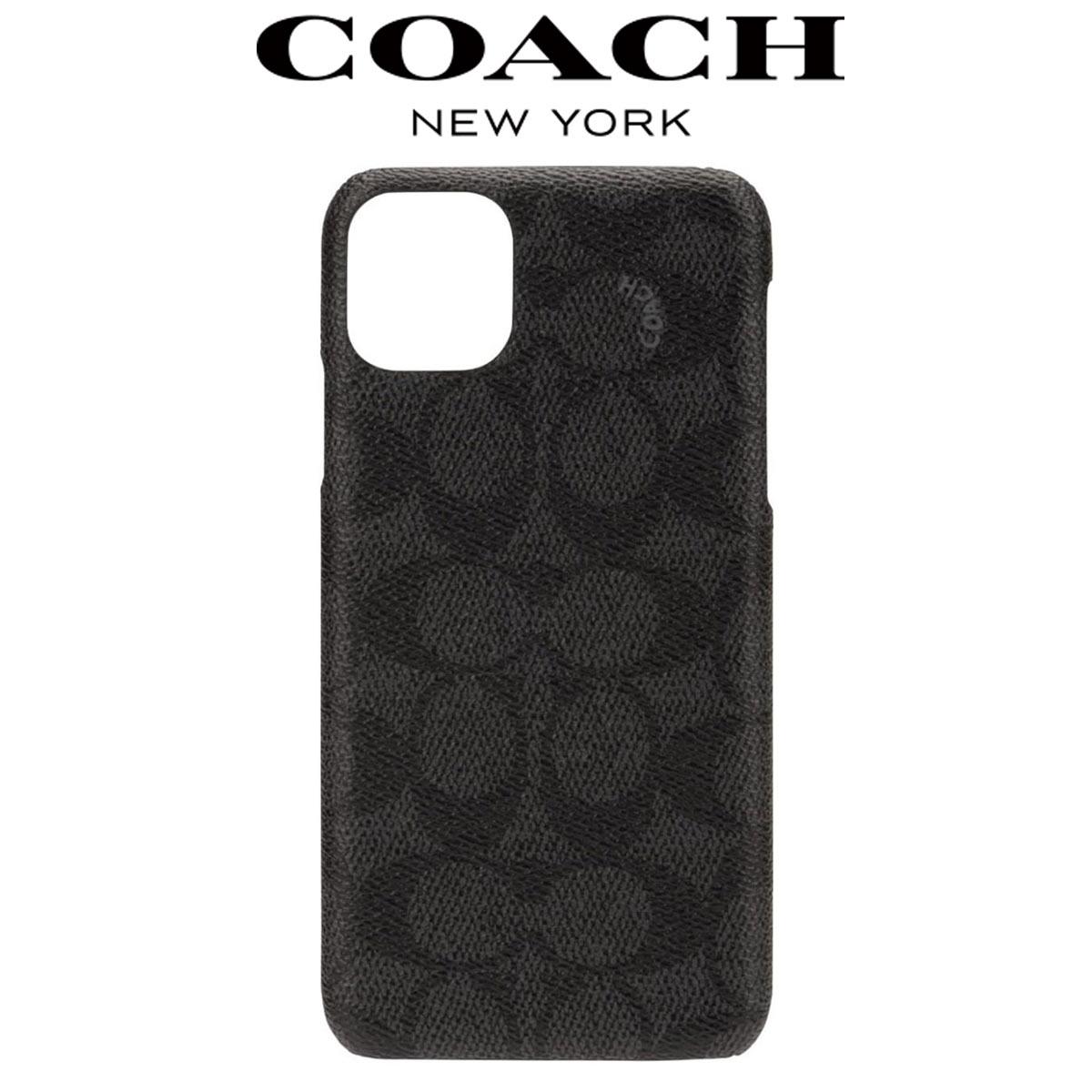 コーチ iphone11 ケース Pro Max シグネチャー おしゃれ かわいい ブランド スマホケース アイフォンケース iphone11 Coach