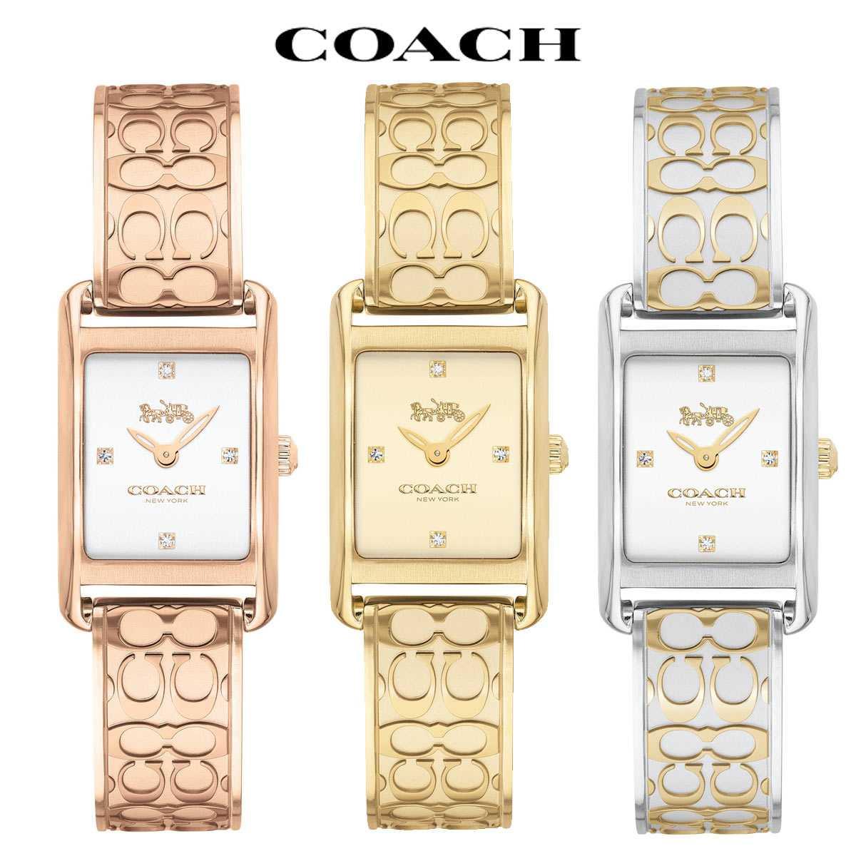 ブランド COACH 女性 おしゃれ Allie コーチ レディース アリー 後払い かわいい バングル 腕時計