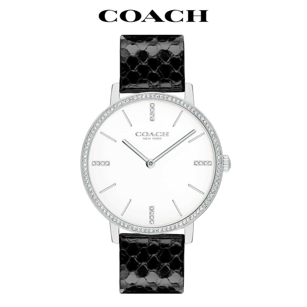 コーチ 腕時計 レディース ブランド 中古 時計 かわいい 後払い オードリー 女性 Audrey おしゃれ COACH 世界の人気ブランド