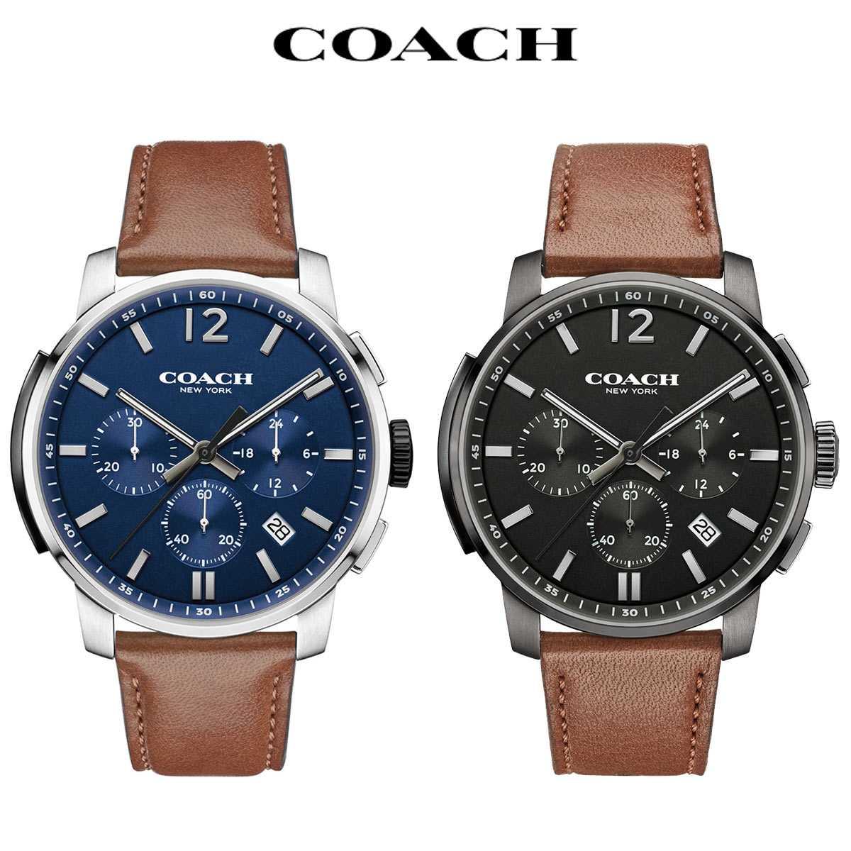 防水 ブランド Bleeker コーチ 男性 COACH メンズ おしゃれ 腕時計 後払い ブリーカー 時計