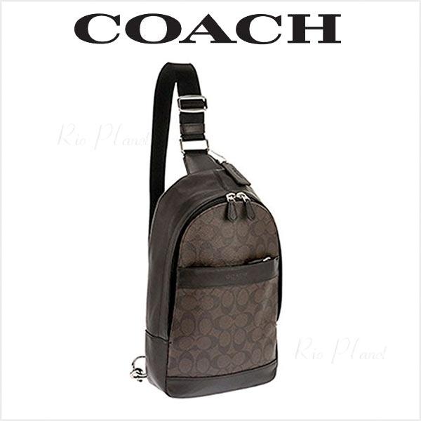 コーチ リュック ショルダーバッグ 斜めがけ リュックサック バッグ 黒 公式 コーチ アウトレット COACH